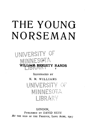 The Young Norseman