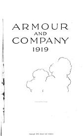 Armour and Company, 1919