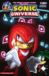 Sonic Universe #64
