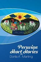Peruvian Short Stories PDF