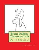 Bracco Italiano Christmas Cards