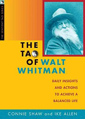 The Tao of Walt Whitman PDF