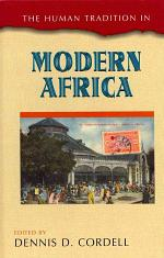 The Human Tradition in Modern Africa