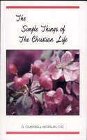 The Simple Things of the Christian Life PDF