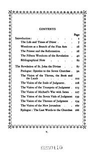 The Revelation of Saint John the Divine PDF