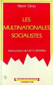 Les multinationales socialistes