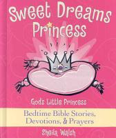 Sweet Dreams Princess PDF