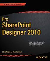 Pro SharePoint Designer 2010