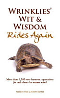 Wrinklies  Wit   Wisdom Rides Again PDF