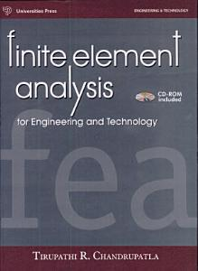 Finite Element Analysis For Engineering   Tech