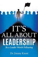 ITS ALL ABT LEADERSHIP