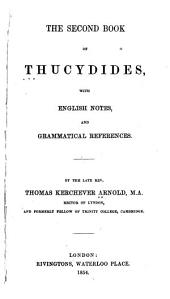 The second book of Thucydides