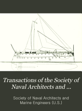 Transactions of the Society of Naval Architects and Marine Engineers: Volume 1
