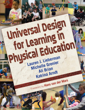 Universal Design for Learning in Physical Education PDF