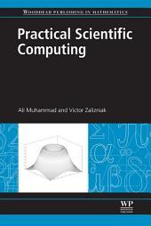 Practical Scientific Computing