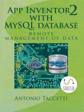 App Inventor 2 with MySQL database