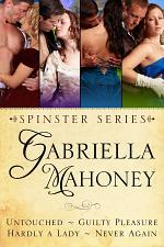 The Spinster Series Collection (4 complete novelettes)
