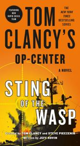 Tom Clancy s Op Center  Sting of the Wasp PDF