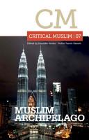 Critical Muslim 07 PDF