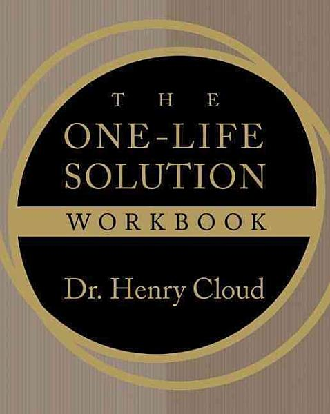 Download The One Life Solution Workbook Book