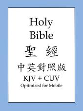 聖經中英對照版: Holy Bible, T.Chinese and English Edition