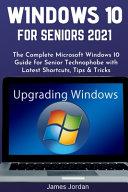 Windows 10 for Seniors 2021