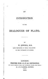 An Introduction to the Dialogue of Plato