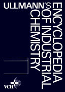 Ullmann's Encyclopedia of Industrial Chemistry, Principles of Chemical Reaction Engineering and Plant Design