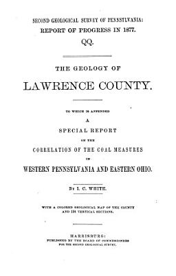 The Geology of Lawrence County PDF