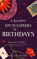 The Element Encyclopedia of Birthdays PDF