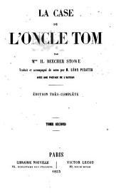 La case de l'oncle Tom: Volume2