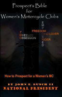 Prospect's Bible for Women's Motorcycle Clubs