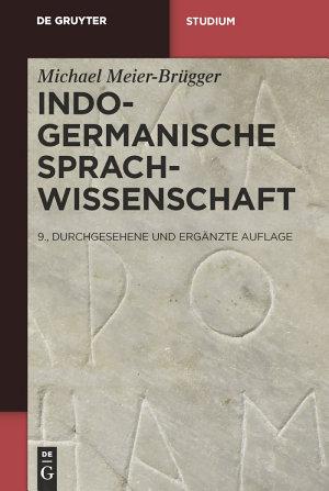 Indogermanische Sprachwissenschaft PDF