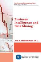 Business Intelligence and Data Mining PDF