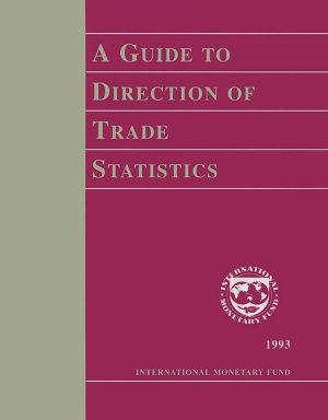 A Guide to Direction of Trade Statistics PDF