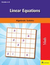 Linear Equations: Algebraic Sudoku