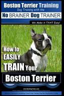 Boston Terrier Training PDF