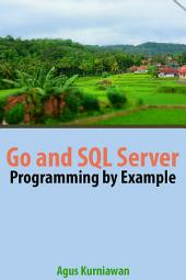 Go and SQL Server Programming By Example
