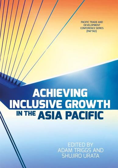 Achieving Inclusive Growth in the Asia Pacific PDF