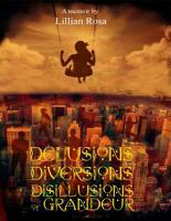 Delusions  Diversions  Disillusions of Grandeur PDF
