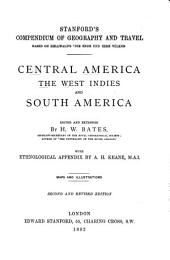 Central America, the West Indies, and South America