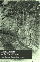 Annual Report of the State Geologist