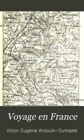 Voyage en France: Volume7