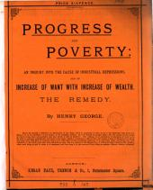 Progress and Poverty. ...