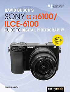 David Busch   s Sony Alpha a6100 ILCE 6100 Guide to Digital Photography Book