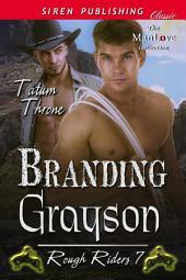 Branding Grayson [Rough Riders 7]