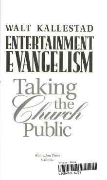 Entertainment Evangelism PDF