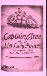 captain bree and her lady pirates Book