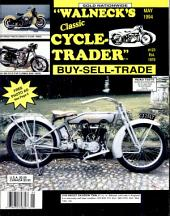 WALNECK'S CLASSIC CYCLE TRADER, MAY 1994