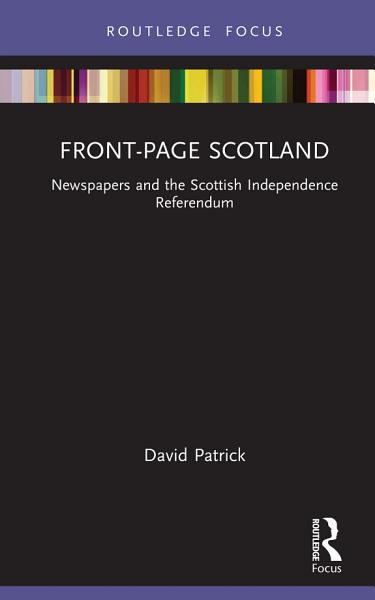 Front-Page Scotland